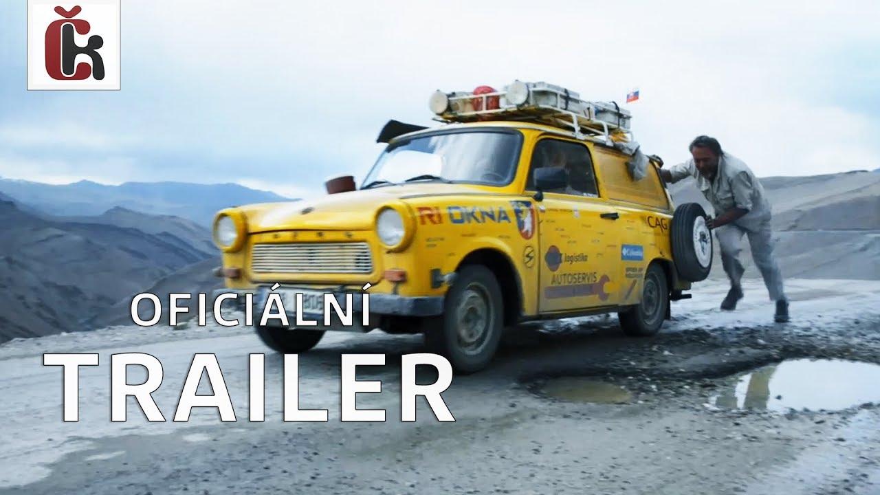 Trabantem tam a zase zpátky (2019) - Trailer / Dokumentární - YouTube