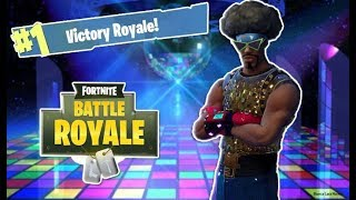 I BOUGHT THE SKIN OF THE DANCER AND KILLED GENERAL-FORTNITE BATTLE ROYALE