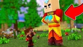 ARDA AVATARI BULDU! 😱 - Minecraft