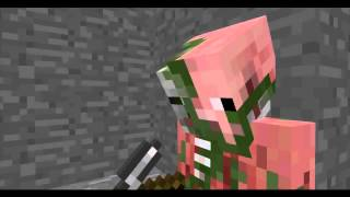 Monster School: Mining (Minecraft Animation By Willcraft Animations)