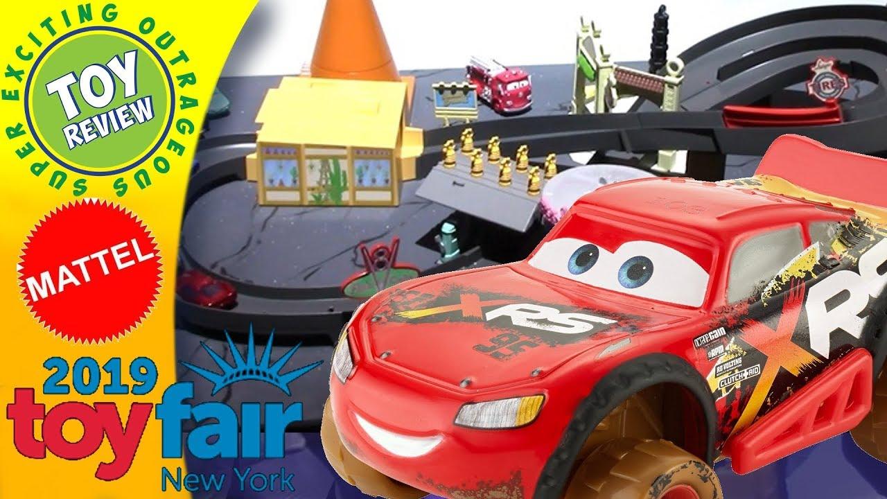 Disney Cars Toys Youtube: Disney Pixar Cars Toys By Mattel