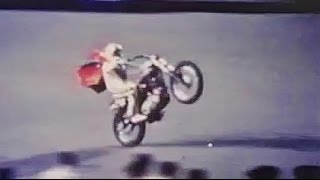 Canadian National Exposition JUMP, EVEL KNIEVEL 1974