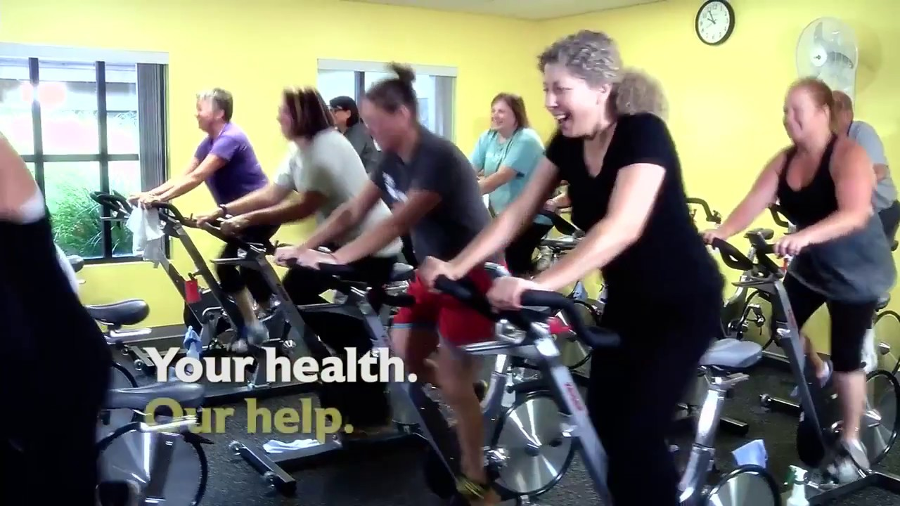 Franciscan Health Fitness Centers – Your Health  Our Help