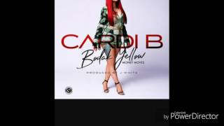 Cardi B-Bodak Yellow (money moves)lyrics
