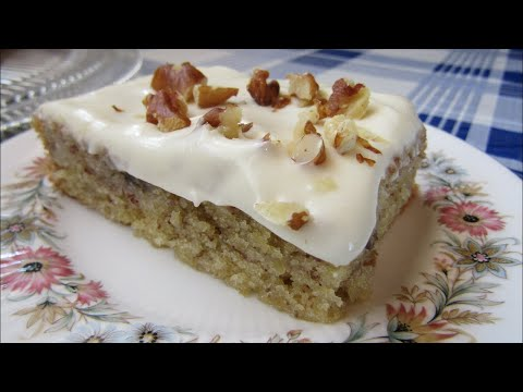 frosted-banana-cake-(how-to-make-banana-cake)-(how-to-make-cream-cheese-frosting)-|-just-anya