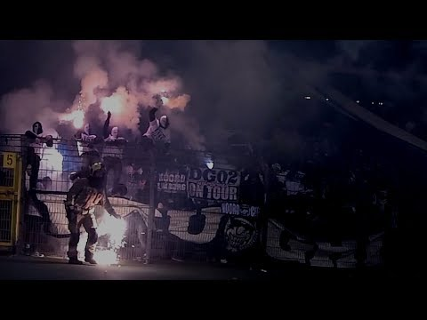 Pyroshow K.R.C. GENK - cupfinal 2018