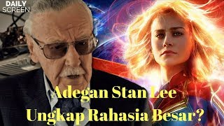 Penjelasan Adegan Cameo Stan Lee di Film Captain Marvel