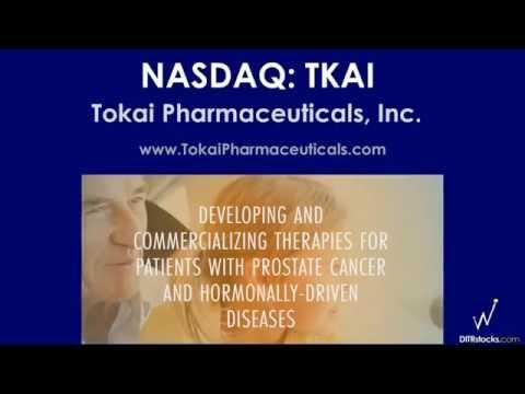 TKAI Tokai Pharmaceuticals - Galeterone ARMOR2, Phase 2 clinical trial