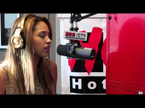 The Hot Seat: Jasmine Villegas Freestyle [Exclusive Video]
