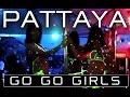 Thailand Walking Street Pattaya Girls Go Go Dancing