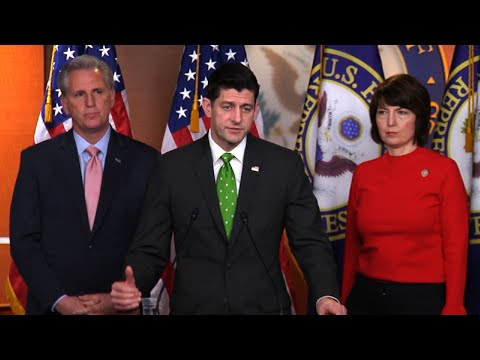 Ryan Defends Direction of US-Russia Ties