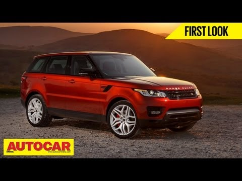 Range Rover Sport | First Drive Review | Autocar India