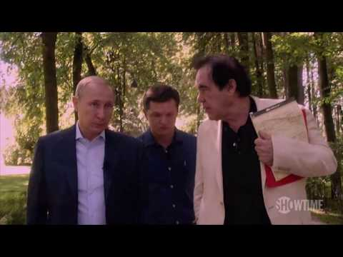 Gems from the Oliver Stone's Putin Interviews (Part I)