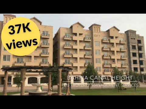 New Booking for Bahria Canal Heights 1 Bed & 2 Bed Apartments Sect D Lahore