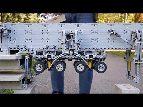 видео: 5 КРУТЫХ конструкций из лего