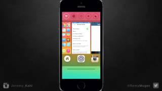 iOS 7 Jailbreak Tweaks   Auxo 2 Multitasking Done Right! Video