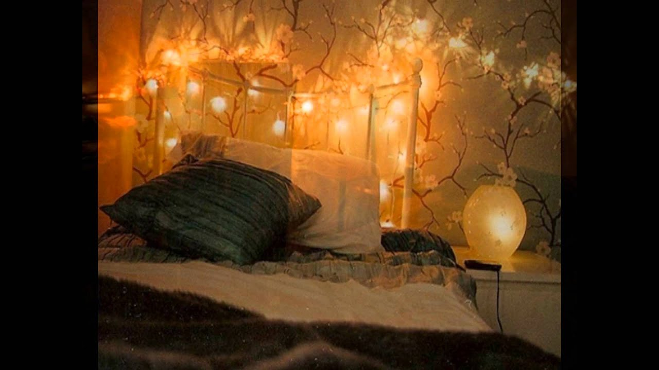 Bedroom ceiling string lights - String Lights For Bedroom