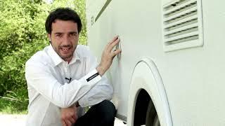Carado-Ratgeberfilme für Wohnwagen I. - Gas, Wasser, Strom & Heizung