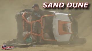 ATV SAND DUNE ACTION....NORTH RIDE PT 3