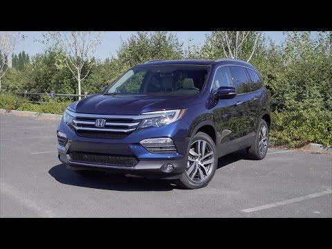 2016 Honda Pilot Review - AutoNation
