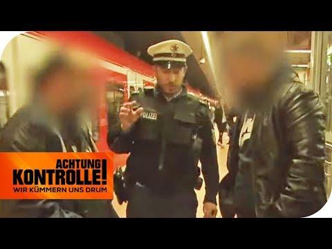 Fahrkartenkontrolleure angezeigt: Haben Sie einen Schwarzfahrer geschlagen? | Achtung Kontrolle
