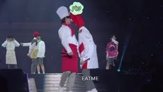 BTS CUTE AND FUNNY MOMENTS - JAPAN 4TH MUSTER [DVD CUT]