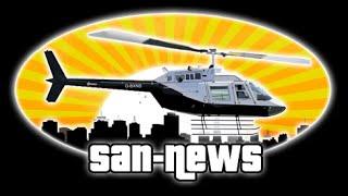 San Andreas News - ТРЕЙЛЕР