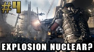 EXPLOSIÓN NUCLEAR?? | PS4 | Call Of Duty Advanced Warfare #4