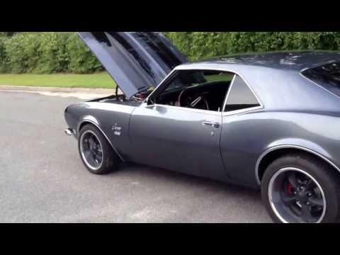 1968 Camaro with fuel injected big block
