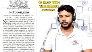 THE HINDU EDITORIAL     10 MAY 2021