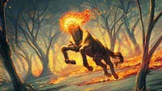 A lenda da mula-sem-cabeça de Itupeva