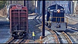 """GRAB BAG!""  TWO DAYS OF VIRTUAL RAILFAN THIS & THAT!"