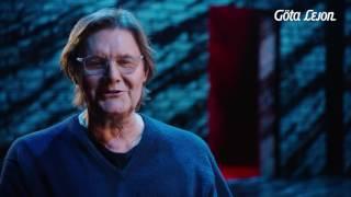Bullets Over Broadway – Johan Rabaeus berättar