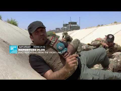 Reporters Plus - Iraq : Reporting from the Frontline