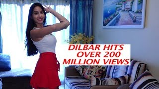Nora Fatehi Rocks With Her Latest Song Dilbar