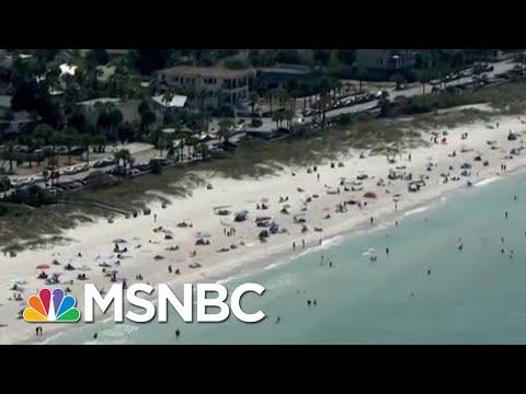 Despite Case Surge, Florida Gov. Resists Stay-At-Home Order | Morning Joe | MSNBC