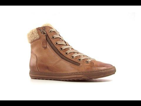 paul green warmfutter boots