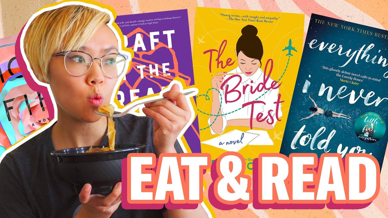 Terrible parents, awkward brother talks, and other books I read by Asian authors ✌️ *EAT & READ*