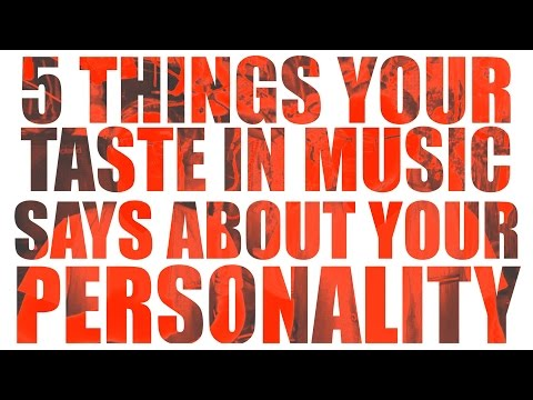 5 Things Your Taste in Music Says About Your Personality! 🎧