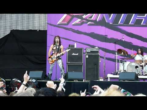 Steel Panther - The Shocker live @ Sauna Open Air, Tampere 2010 [HD]