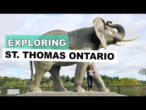 WHAT TO DO IN ST THOMAS ONTARIO | | Jenelle Nicole
