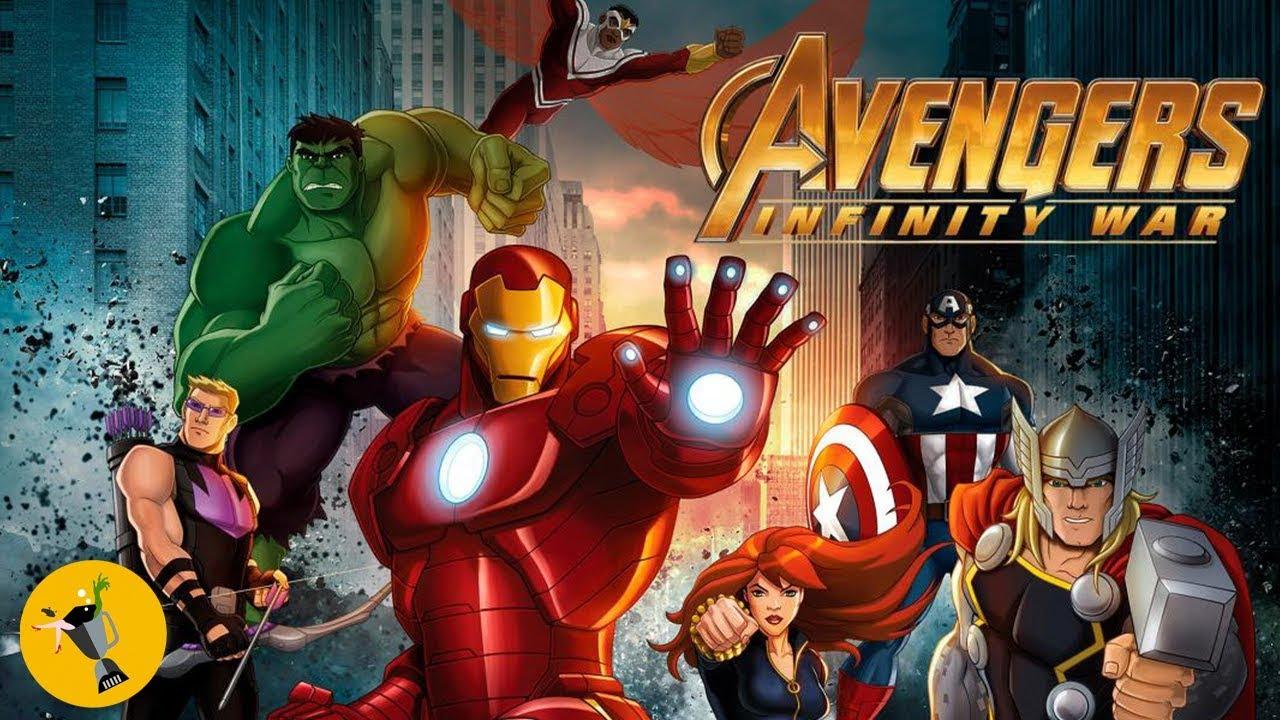 600+ Wallpaper Avengers Kartun  Terbaik
