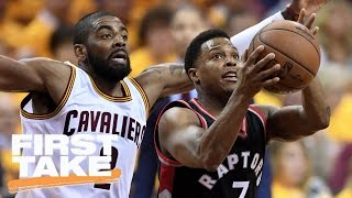 Will Cavaliers-Raptors Series End This Weekend? | First Take | May 5, 2017