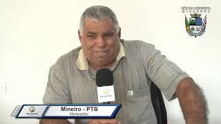 Expediente Oral / 13ª Sessão Ordinária - Mineiro