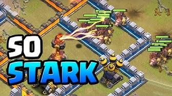 Wie gut sind Level 9 Schweinereiter ?   Beste Taktik mit den Hogs   Clash of Clans deutsch
