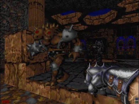 Download PC Longplay [093] Hexen Beyond Heretic (part 1 of 2)