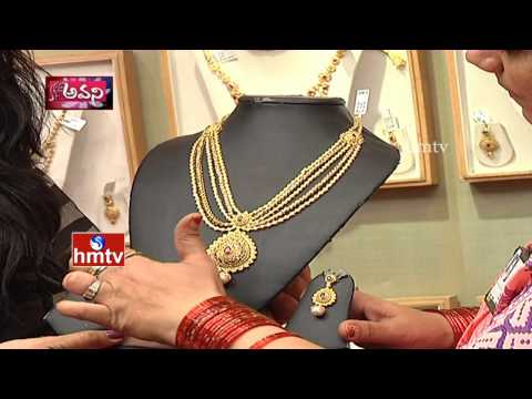 Diamond Set varieties in Mohammed Khan Jewellers at Nampally - Sogasu Chooda Tarama | HMTV Avani