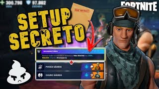JONESY SURVIVALIST! SECRET and FORBIDDEN Build (don't tell anyone!) Fortnite Save the World