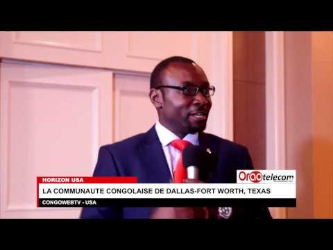 Horizon USA/CongowebTv: La Communauté Congolaise de Dallas-Fort Worth, Texas