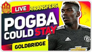 Pogba Transfer Not Definite! Man Utd Transfer News